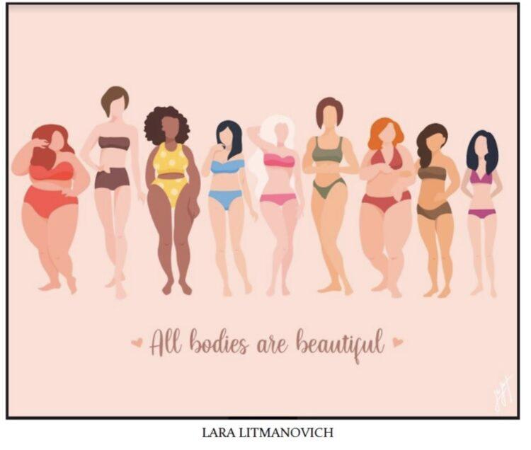 El arte y los cuerpos